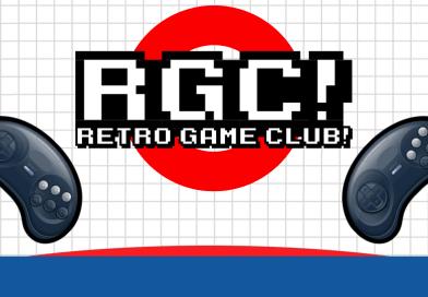 Retro Game Club: Sega September