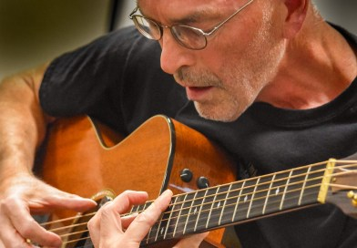 Steel String Guitar Concert with Peter Biedermann
