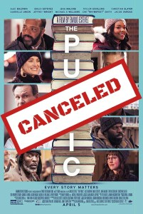 movie poster canceled banner