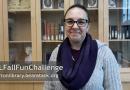 scarf craft librarian