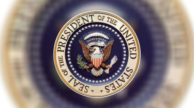united states presidential seal emblem eagle