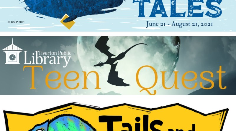 SRP-all-ages-2021 3 summer reading banners adult teen kids