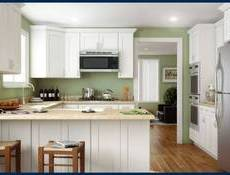 Tivey Construction – Remodeled Kitchenette