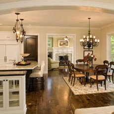 Living Spaces – both Interior and Exterior