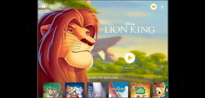 Walt Disney Streaming Pazarına Giriyor