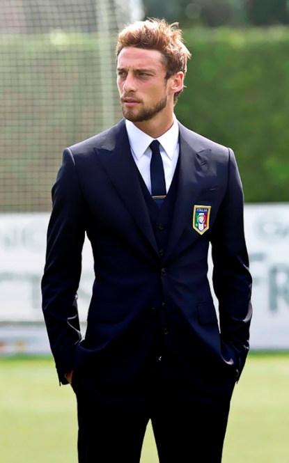 Coverciano, foto ufficiale Nazionale Italiana