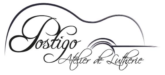 Postigo-Luthier- Logotype