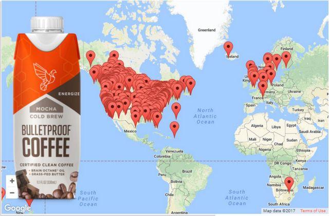 Where To Buy Bulletproof Coffee b
