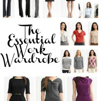 The Essential Work Wardrobe