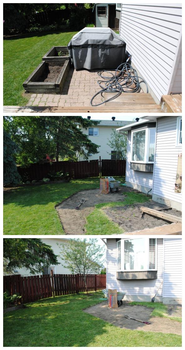 how to lay a pea gravel patio tixeretne