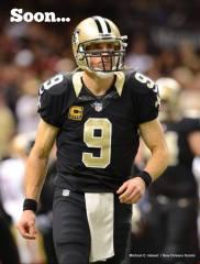11. New Orleans Saints- $285.67 (photo credit: New Orleans Saints' Official Facebook Page)