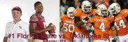 Photo Credit: Florida State Seminoles Official Facebook page and http://broadcastinglivesports.com/okstate-football-live-stream/