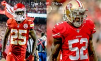 Photo credit: Chiefs and 49ers Official Facebook pages
