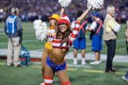Where's Waldo Cheerleader