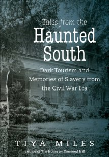 book cover of Tales from the Haunted South