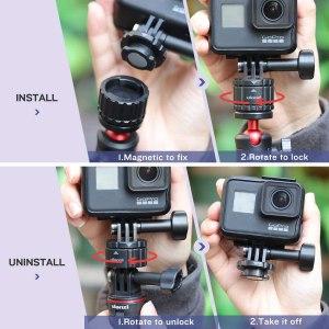 Ulanzi-GP-4-Magnetic-Quick-Release-Base-for-GoPro-india-tiyana