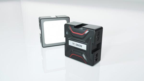 Yc Onion Brownie RGB Full-Color Led Camera Video Light-india-tiyana