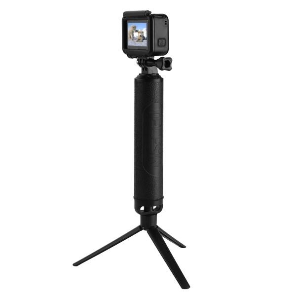 TELESIN GP-MFW-300 Multi-function Waterproof 3-way Selfie Stick india tiyana 7
