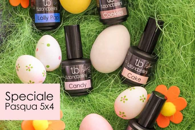 Smalti Semipermanenti collezione Pasqua