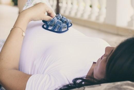 gravidanza a rischio a letto