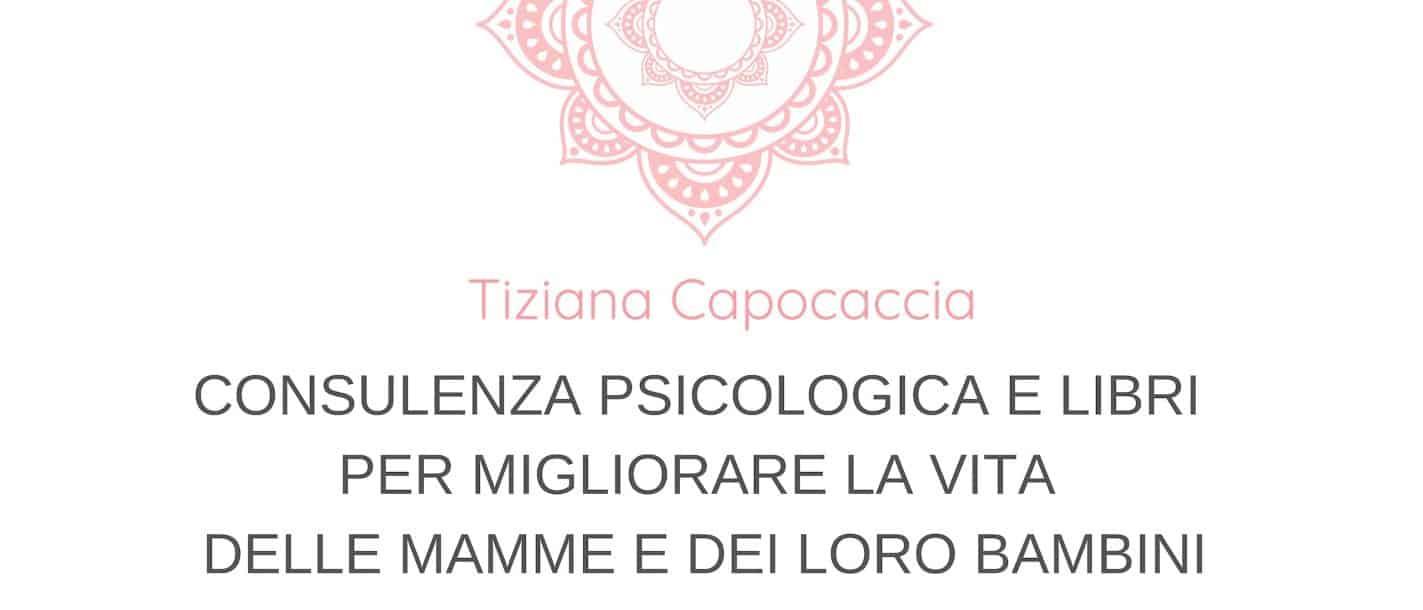 Tiziana Capocaccia – psicologa e autrice di fiabe