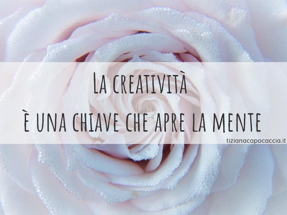 La tua creatività può aiutarti