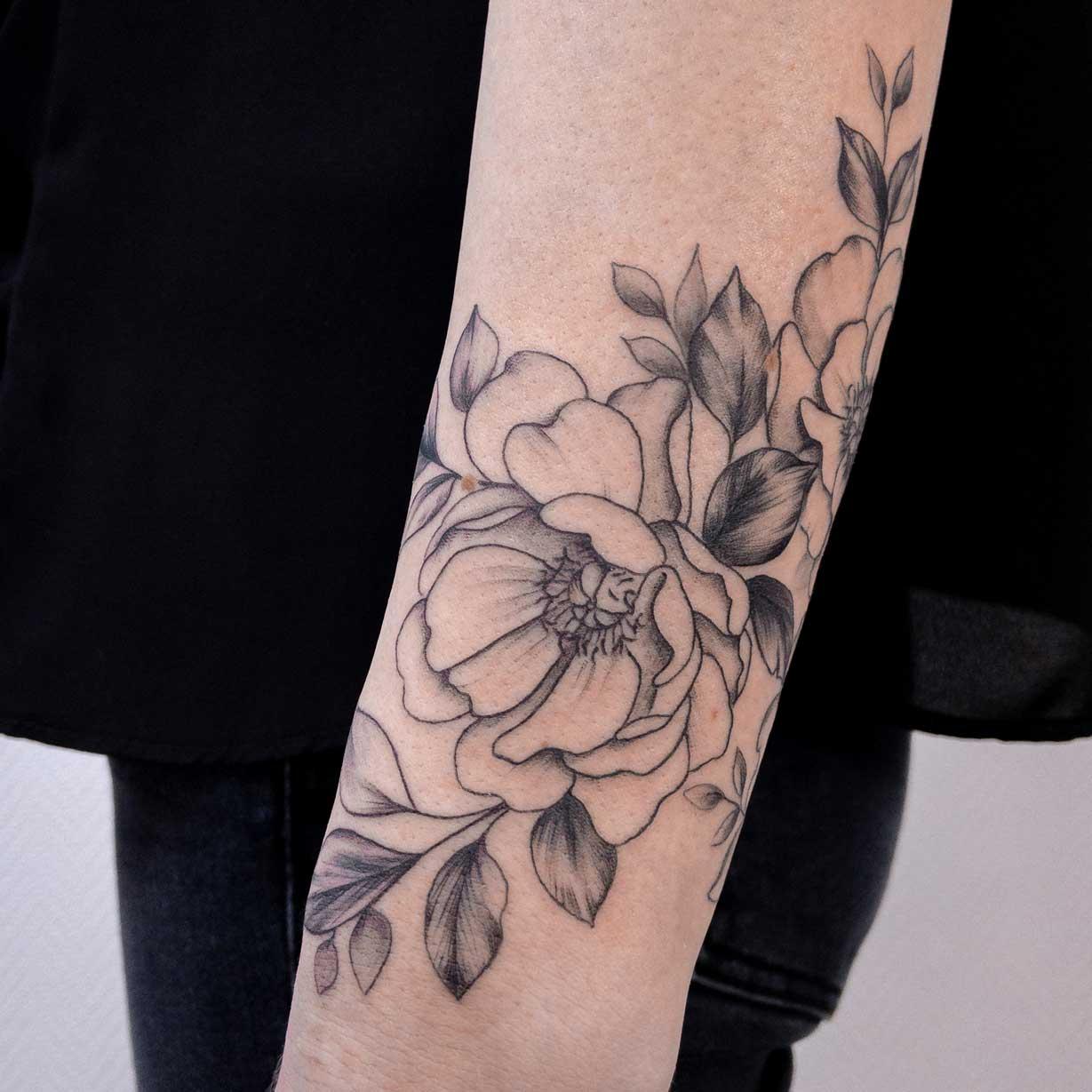 tatoueuse-toulouse-fleur