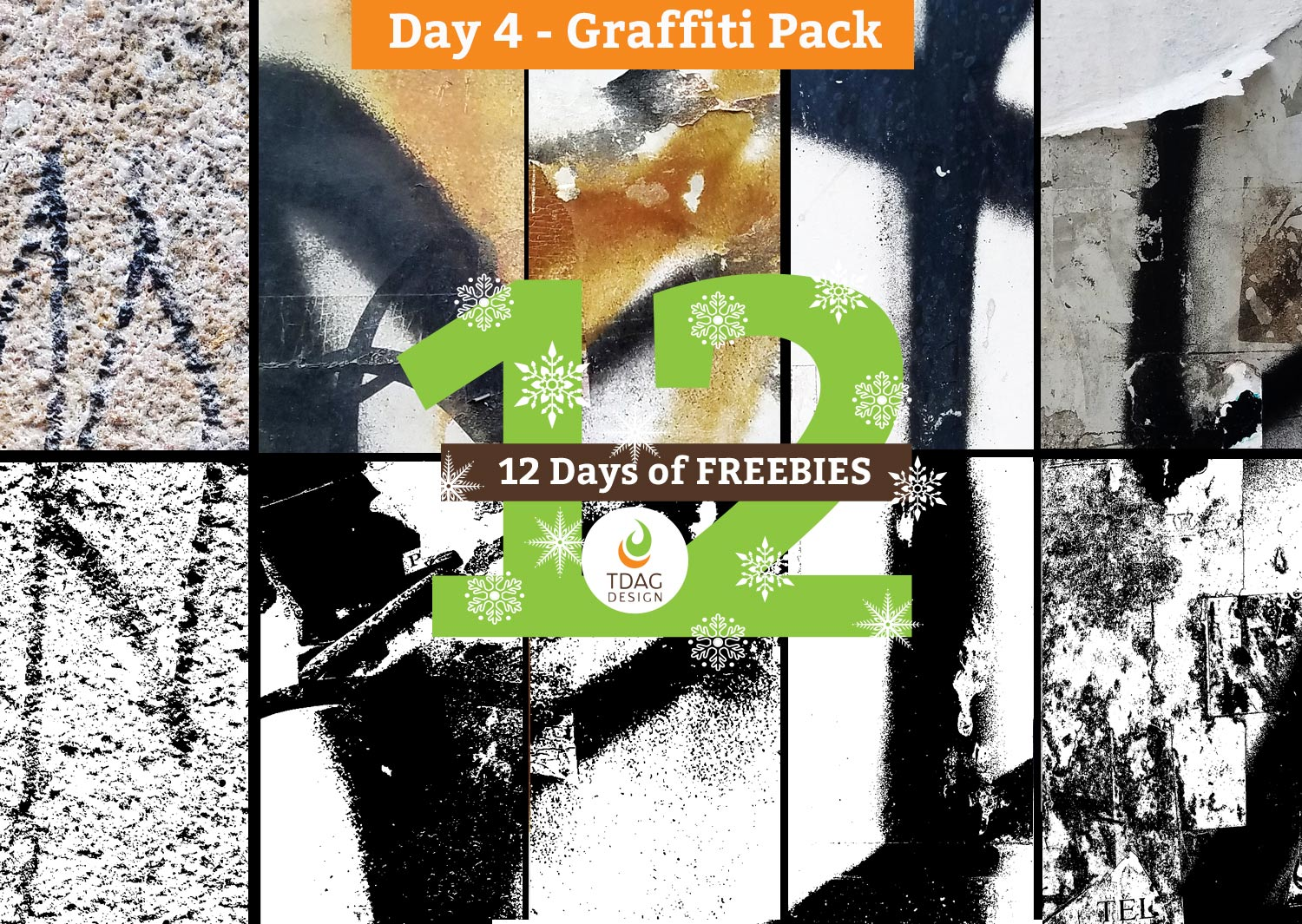 12 day of freebies #4 cover image