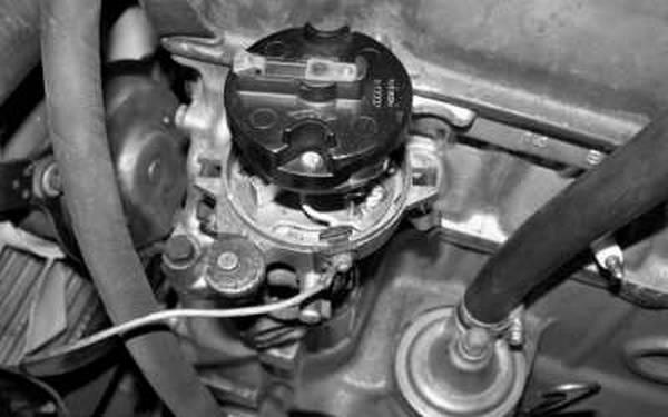 Manuaalinen miten asetetaan sytytys autolla Vaz 21107 itse