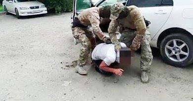 Дар Хабаровск амали террористиро пешгирӣ карданд муҳоҷири меҳнатӣ дастгир шуд