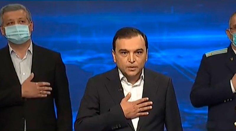 Ӯзбекистон: мансабдорон тариқи телевизион ошкоро узрхоҳӣ намуданд