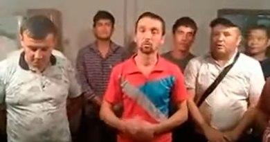 Абхазистон: Ӯзбекҳо маҷбуранд дар кӯча зиндагӣ бикунанд