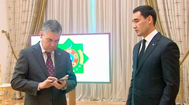 Туркманистон: писари президент шахси дуввум дар кишвар гардид