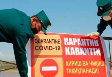 Ӯзбекистон: мавҷи нави коронавирус