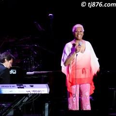 Dionne Warwick @ Jamaica Jazz & Blues 2013