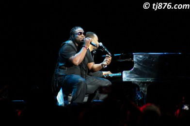 John Legend and Morgan Heritage @ Jamaica Jazz & Blues 2013