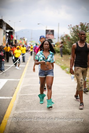 tj876 Jamaica Carnival Road March 2013-115