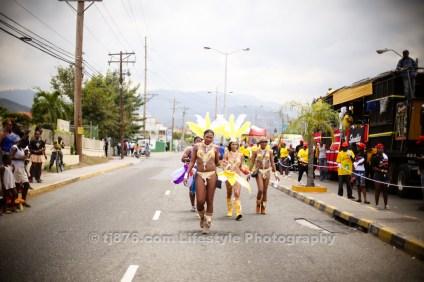 tj876 Jamaica Carnival Road March 2013-135