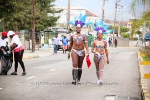 tj876 Jamaica Carnival Road March 2013-73