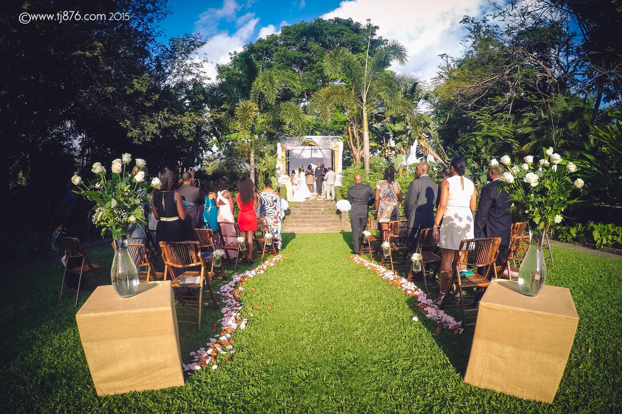 Garden Weddings In Jamaica Garden Ftempo