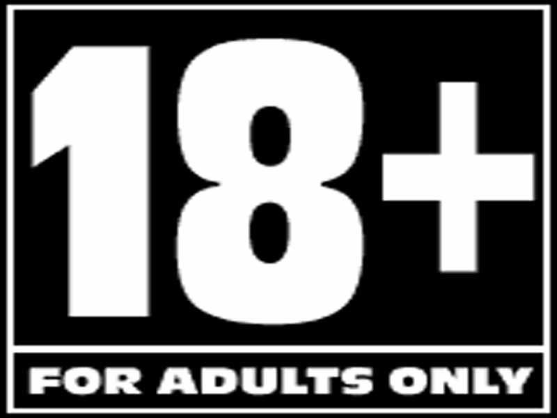 Image result for 18 and older logo
