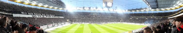 Eintracht Frankfurt - Darmstadt 98