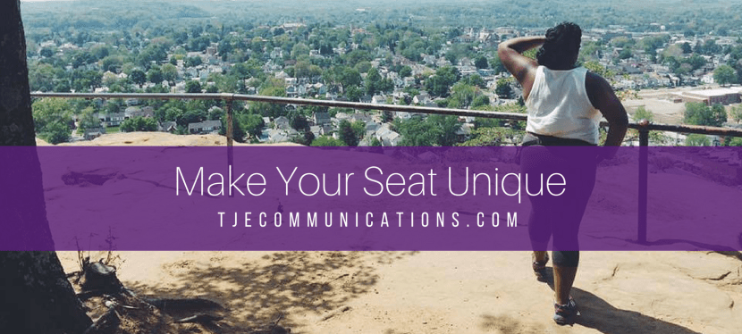 Make Your Seat Unique