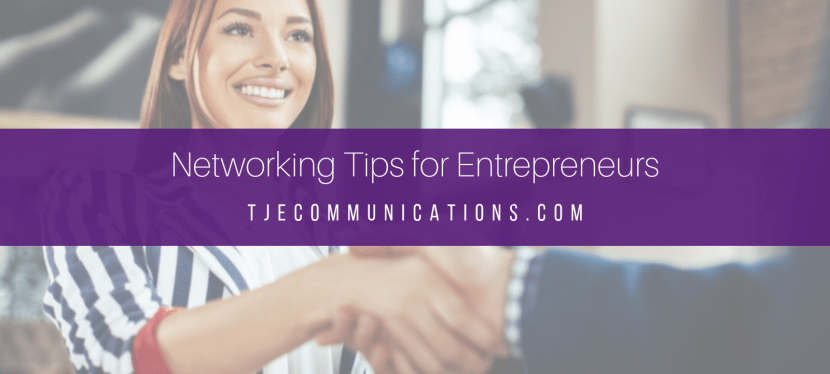 Networking Tips for Entrepreneurs