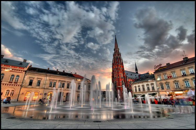 Osijek, tretman za dvoje
