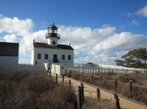 Point Loma Lighthouse.