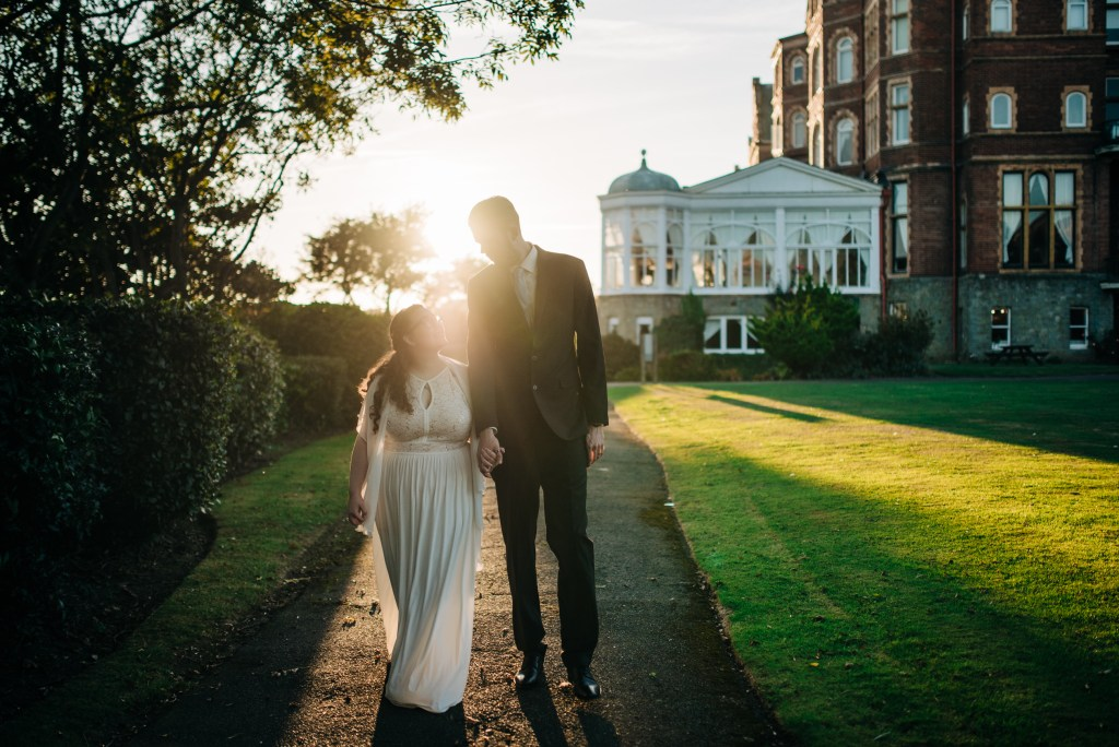 Grand Folkestone Wedding