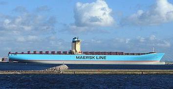 Cargo Ship Emma Maersk