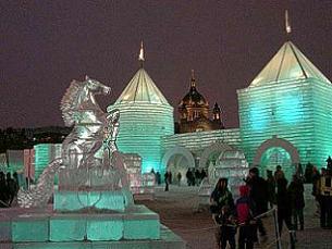 St Paul Winter Carnival, Minnesota