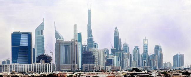 Dubai, Emirates or Arab